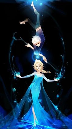 Jack and Elsa Mais