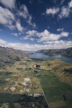 Queenstown, New Zealand.