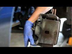 honda pilot brake rotor removal