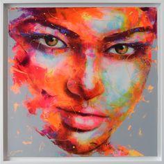 Berto, detail, expo #Knokke L'art Du Portrait, Portraits, Galerie D'art, Pastel, Painting, Canvases, Radiation Exposure, Abstract Backgrounds, Contemporary