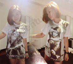 PLAYERONE DOTA T SHIRT MALAYSIA by E CENTURY IT ENTERPRISE (MODEL : APPLE TAN QIAN JING)