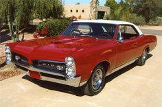 ✿1967 Pontiac GTO 2-Door Hardtop✿ 67 Gto, Barrett Jackson Auction, Pontiac Gto, Collector Cars, American Muscle Cars, Le Mans, Hot Cars, Vintage Cars, Dream Cars