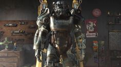 """Fallout 4 is free this weekend on Xbox One and Steam. Bethesda's action role-playing game """"Fallout is getting some big news. The action-packed """"Fallout will be free this weekend on Steam and Xbox One. Fallout 4 Power Armor, Fallout 4 Weapons, Fallout 4 Mods, Fallout New Vegas, Play Fallout, Fallout 4 Locations, Fallout 4 Guide, Fallout 4 Wallpapers, Gaming Wallpapers"""