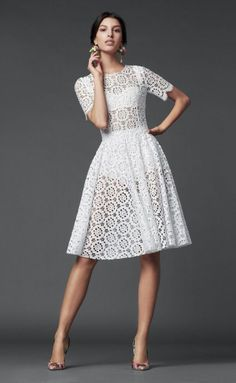 """Dolce & Gabbana, collezione autunno/inverno 2014: """"Mosaico Sartoriale"""" [Foto]"""