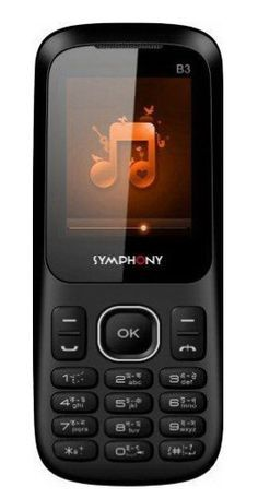 """Symphony B3 <a href=""""http://www.bdcost.com/symphony+b3"""" rel=""""nofollow"""" target=""""_blank"""">www.bdcost.com/...</a> Memory32Mb ROM + 16Mb RAM Memory Card SlotMicroSD card slot Expandable up to 4GB BluetoothNo USBYes InfraredNo StatusAvailable Display1.77"""" QQVGA ( 128px * 160px ) Talk Time2.5 Hours Stand By150 Hours BrowserNo JavaNo Other FeaturesTorchlight, 100 Phonebook Entries, 950 mAH Li-ion Battery, Audio,Video recorder"""