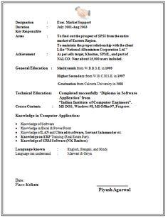 phd student cv format latex cv template phd application students - Computer Science Student Resume