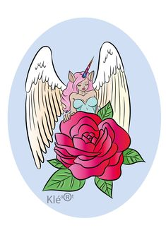 Adobe Illustrator Drawing- ANGEL