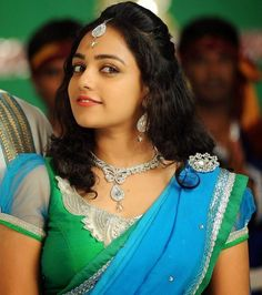 Nithya Menon Malayalam Film Actress Photo Gallery and Biography Glam Photoshoot, Saree Photoshoot, Most Beautiful Indian Actress, Beautiful Actresses, Beauty Full Girl, Beauty Women, Nithya Menen, Dress Indian Style, Indian Beauty Saree