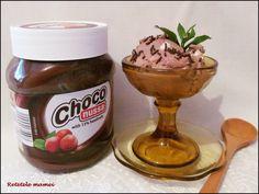 Înghețată cu cremă de ciocolată și alune Parfait, Nutella, Salsa, Jar, Desserts, Food, Tailgate Desserts, Deserts, Essen