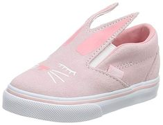 c65a76b7a0 Vans TD Asher V Child Sneakers - Bunny - Pink - UK 6 US 6.5