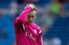 Real Madrid Siap Pinjamkan Martin Odegaard ke Rennes
