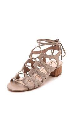 6d948dc684b6 Sam Edelman Almira Lace Up Sandals