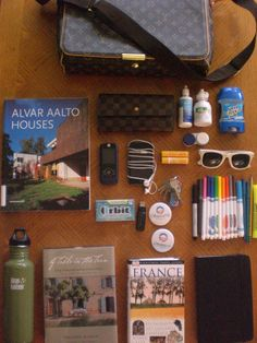 What's in my bag today?