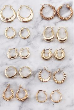 Ear Jewelry, Cute Jewelry, Jewelry Necklaces, Jewelery, Jewelry Accessories, Jewelry Trends, Women Accessories, The Bling Ring, Golden Jewelry