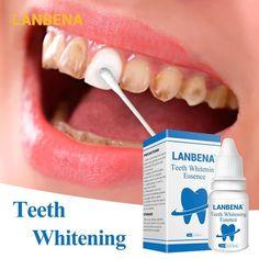 Teeth Whitening Essence - Tutto per l'igiene orale Teeth Whitening Procedure, Natural Teeth Whitening, Whitening Kit, Serum, Beauty Hacks That Actually Work, Hydrogen Peroxide Uses, Tooth Sensitivity, Dental Procedures, Teeth Bleaching