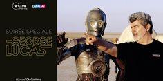 Soirée chez TCM Cinéma : George Lucas, le fantastique et Patrice Girod
