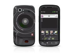 Camera 5D Case designed for Nexus S #Camera #5D #googlecase #nexusscase #ultraskin #UltraCase