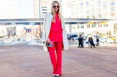 New York Fashion Week: Street Style by Awesome Groove