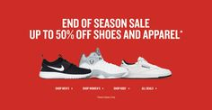 : The End Of Season Sale Over At Finish Line Has Started. Check It Out & Get The Link At Da Jay Way  http://dajayway.com/end-of-season-sale-finishline-5-19/ :