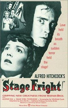 Stage Fright (1950) Poster