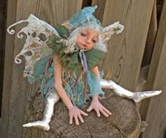 art doll - cute little fairy