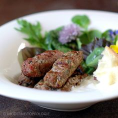 Nimm Tschischis statt Cevapcici! | Moderne Topfologie - Food-Blog rund ums Kochen und Genießen