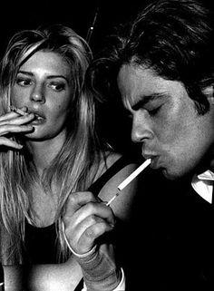 Benicio Del Toro & Chiara Mastroianni, 2002