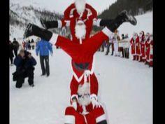 Norske julesanger - YouTube