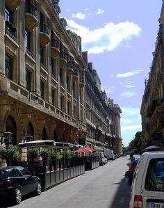 Paris VIII - rue Boissy-d'Anglas
