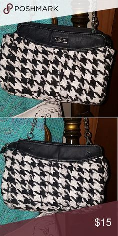 Miche Petite Camila Shell Miche petite Camila shell. Excellent used condition. This one shows some signs of wear but very little.  Some pilling and small amount of wear at corners,  none of which is very noticeable.  Listing is for shell only! Smoke free, pet free home. Miche Bags