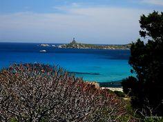 Capo Carbonara lighthouse - Sardinia