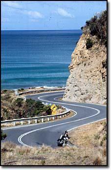 The Biker's open Road, Get Lost