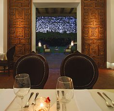 MUSEO LARCO / museum cafe restaurant