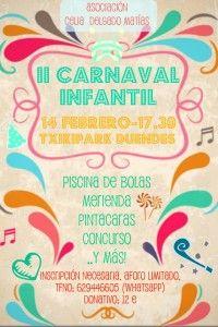 fiesta, carnaval con niños, solidaridad en familia