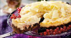 Cheesecake med chokolade | Opskrift på en amerikansk klassiker