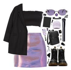"""""""70´s"""" by mode-222 ❤ liked on Polyvore featuring Adia Kibur, Yohji Yamamoto, NARS Cosmetics, Dr. Martens, 2028, Vans, MAC Cosmetics, Mulberry, It Cosmetics and Trasparenze"""