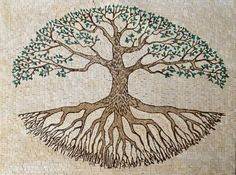 Tree of Life Version in Marble and Glass Mosaic Hand Made Wall Art Mural Mozaico http://www.amazon.com/dp/B00GX4T04Y/ref=cm_sw_r_pi_dp_5d8yvb1JTD51F