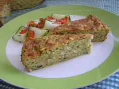 Cuketový slaný koláč (fotorecept) - obrázok 8 Meatloaf, Banana Bread, Ale, Food And Drink, Desserts, Basket, Health, Healthy Detox, Ale Beer