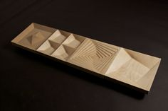 inception serving bowls by MOYU ZHANG, via Behance