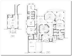 different floor plans