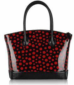 Red polka dots £17.99