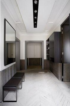 :: INTERIORS :: Olivier Lempereur - French Minimalist Inspiration #interiors