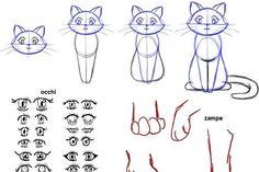 animali in stile manga - Cerca con Google Peanuts Comics, Manga, Google, Art, Manga Anime, Kunst, Art Education, Squad, Artworks