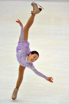 Mao Asada: 2011.4CC.Zene: Liszt Szerelmi álmok