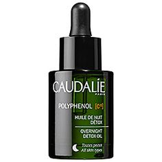 Caudalie - Polyphenol C15 Overnight Detox Oil #sephora This lightweight, dry oil is a 100 percent plant-based formula that helps support natural cell renewal and toxin elimination. Free-radicals and dead cells are eliminated during the nighttime when cells are most efficient at healing. Skin is left smooth, hydrated, and youthful-looking.