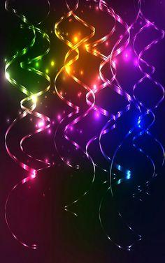 Wallpaper 2016, Wallpaper Keren, Neon Backgrounds, Colorful Wallpaper, Rainbow Wallpaper, Glow, Neon Signs, Purple, Design