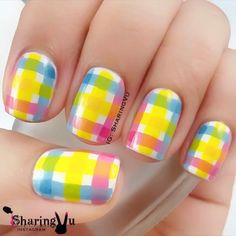 """ colorful gingham nails ▶️ ⋯⋯⋯⋯⋯⋯⋯⋯⋯⋯⋯⋯⋯⋯⋯⋯⋯⋯⋯⋯ SharingVu Art Brush #1 Kolinsky Detailer Art Brush 0.7cm ⋯⋯⋯⋯⋯⋯⋯⋯⋯⋯⋯⋯⋯⋯⋯⋯⋯⋯⋯⋯ https://www.etsy.com/shop/SharingVu  Brush info please check ☝️ link is on my bio  ⋯⋯⋯⋯⋯⋯⋯⋯⋯⋯⋯⋯⋯⋯⋯⋯⋯⋯⋯⋯"" Photo taken by @sharingvu on Instagram, pinned via the InstaPin iOS App! http://www.instapinapp.com (09/02/2015)"