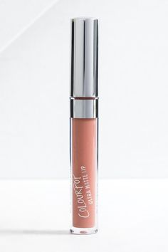 Times Square muted pink beige Ultra Matte Lipstick