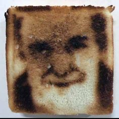 The Selfie Toaster is awesome! ;)