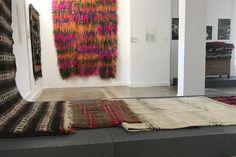 """Expoziția """"Lână și apă"""" la Muzeul Textilelor din Hărțăgani, 2019"""